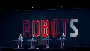 Kraftwerk Roskilde Festival 070713