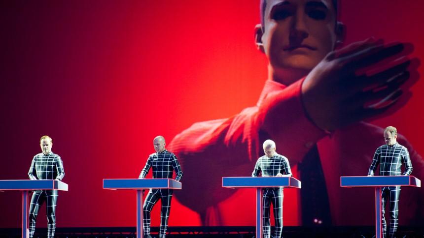 Varm op til Kraftwerks koncerter med foredrag