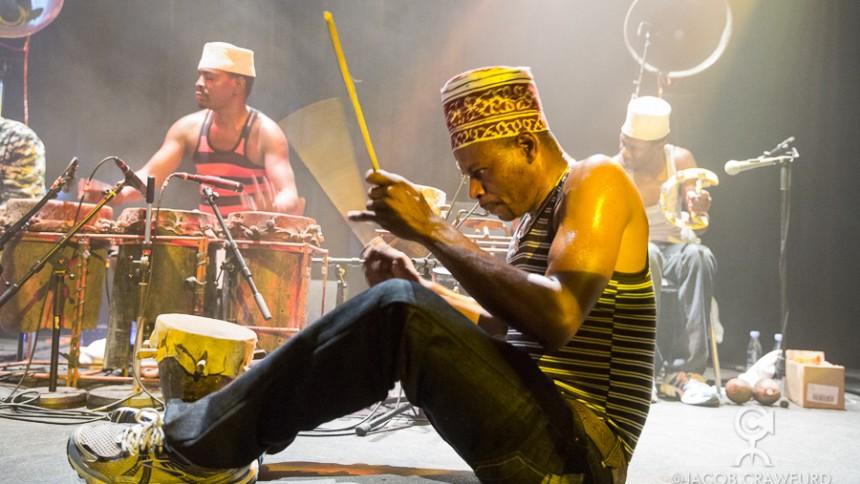 Jagwa Music: Jazzhouse, Copenhagen Jazzfestival