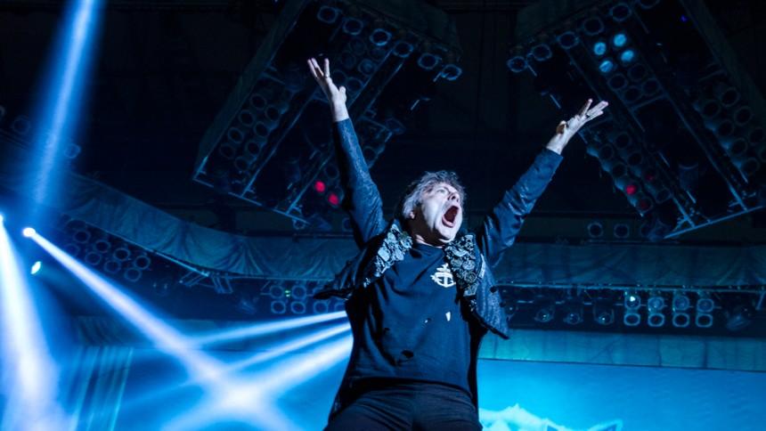 Iron Maiden til Copenhell