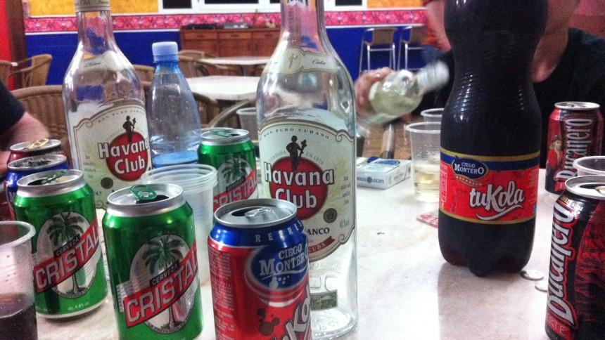 Apejis turnédagbog fra Cuba del 4