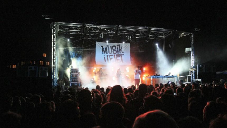 Musik I Lejet: Vi balancerer mellem folkefest og musikfestival