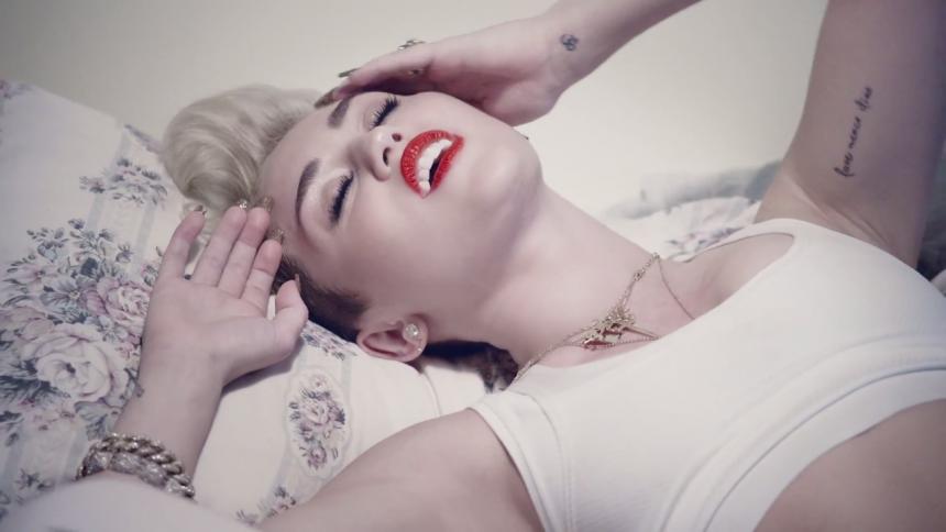 Hør ny overraskende sang fra Miley Cyrus