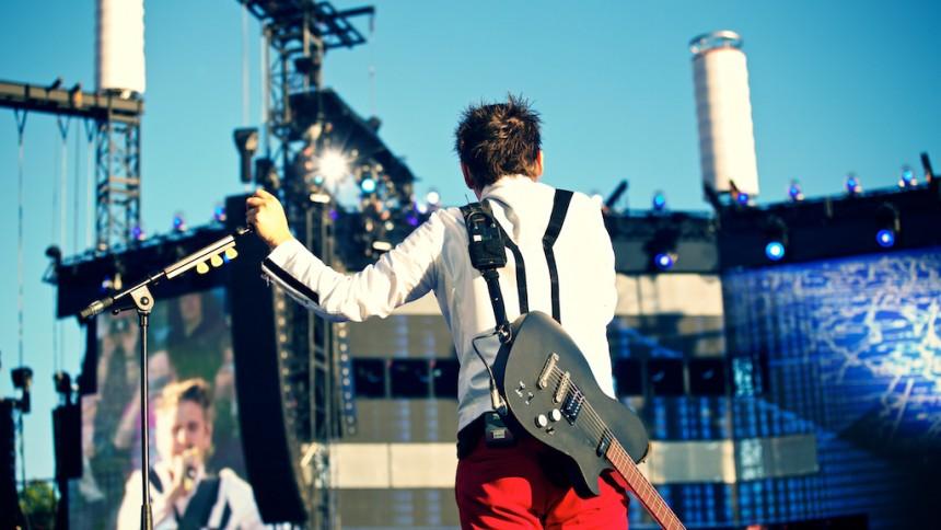Se trailer til ny Muse-koncertfilm