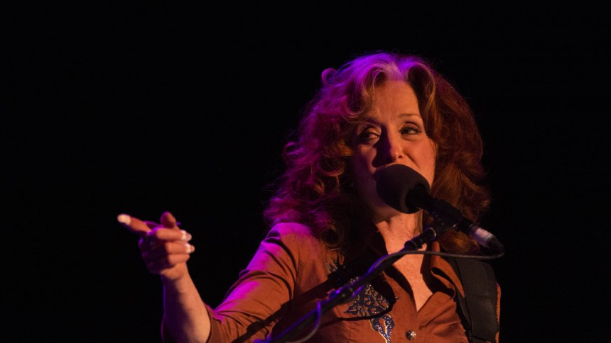 Koncertaktuelle Bonnie Raitt: Hvis Tony Bennett kan, hvorfor skulle jeg så ikke?