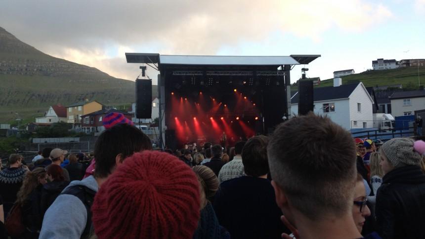 Reportage: G! Festival – alsidig musikfestival i færøsk landsby