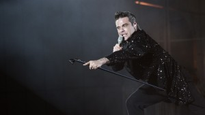 Robbie Williams - Parken - 22.7.2013