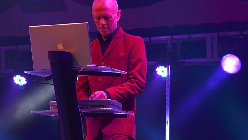 Vince Clarke til Danmark