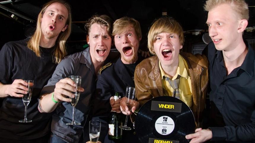 Deltag i de åbne Randersmesterskaber i Rock 2013