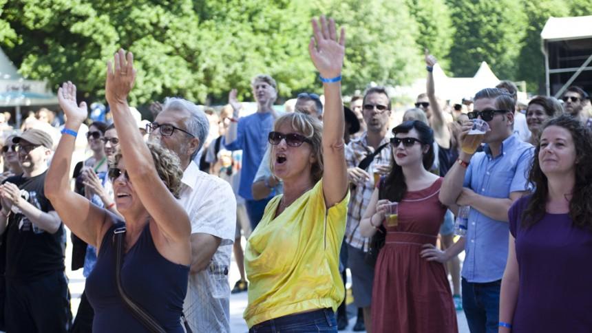 Se masser af billeder fra Vanguard Music Festival fredag