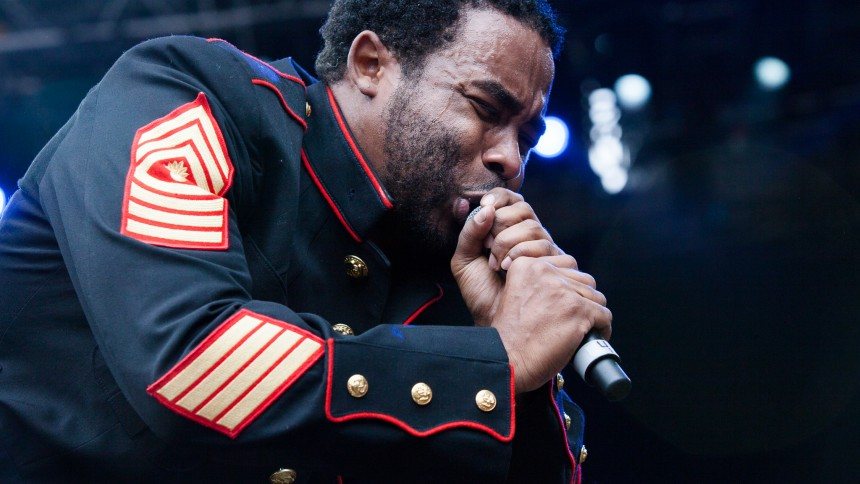 Pharoahe Monch : Sun Ra Stage, Vanguard Music Festival
