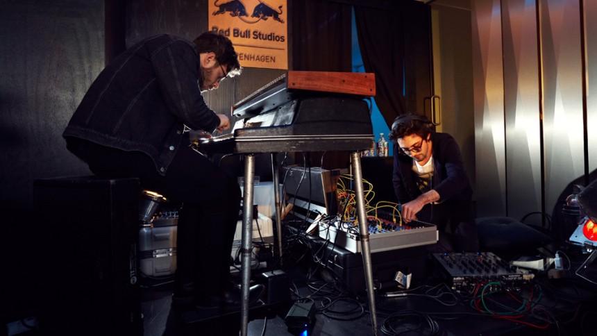Red Bull Music Academy: Musiknørder med vinger