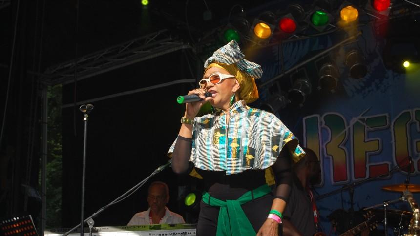 Reggae Jam – overdådig musikfest i den gamle klosterhave