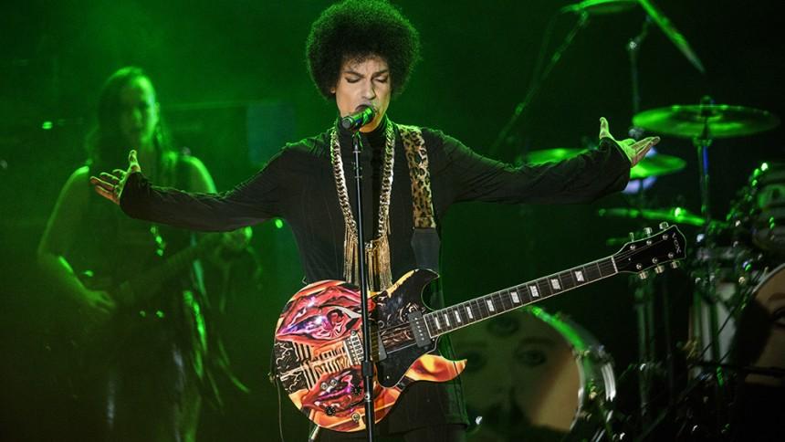 I dag kunne Prince være fyldt 60 år –bliver hyldet i aften i København