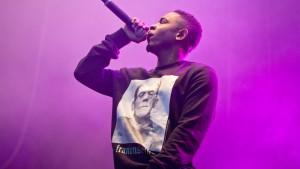 Kendrick Lamar Øyafestivalen 080813
