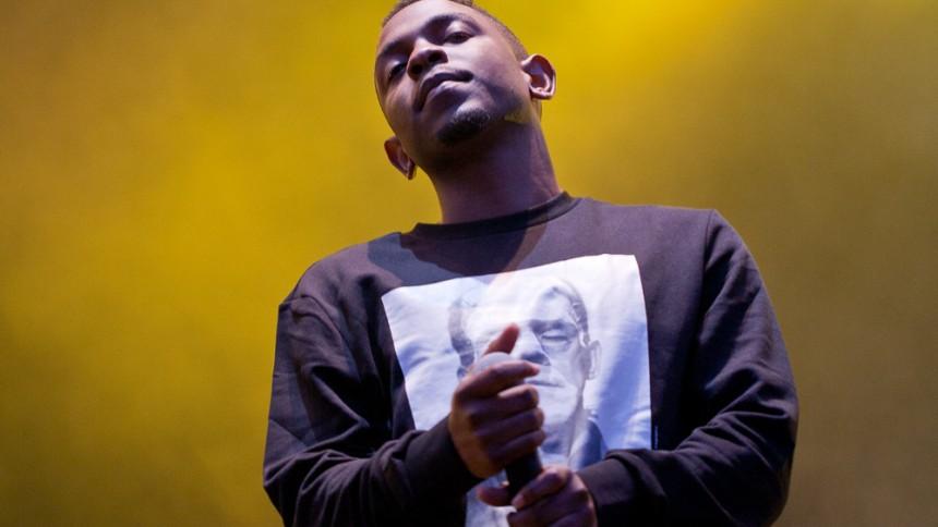 Hør nyt track fra Kendrick Lamar