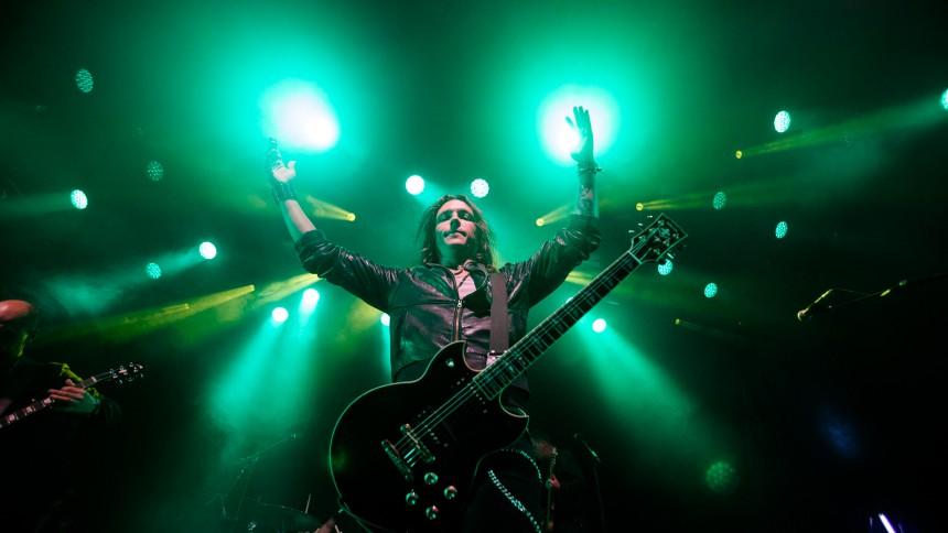 Stigs afløser fortsætter rockeventyret