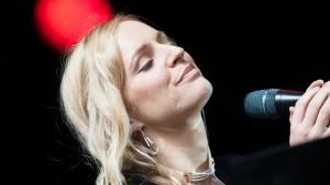 Agnes Obel Bøgescenerne Skanderborg Festival 2013 110813
