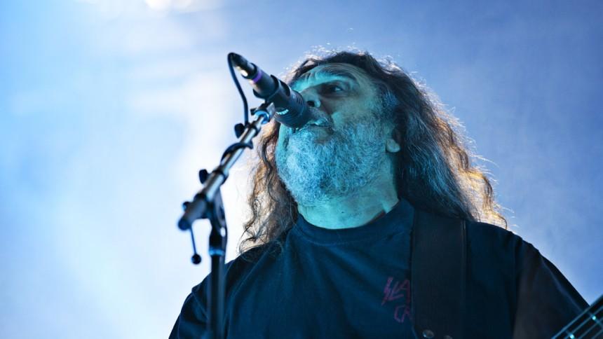 Koncertaktuelle Slayer: Hannemans død førte bandet tættere på hinanden