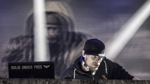DJ Static, Smukfest 2013