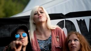 Deathcrush Øyafestivalen 090813