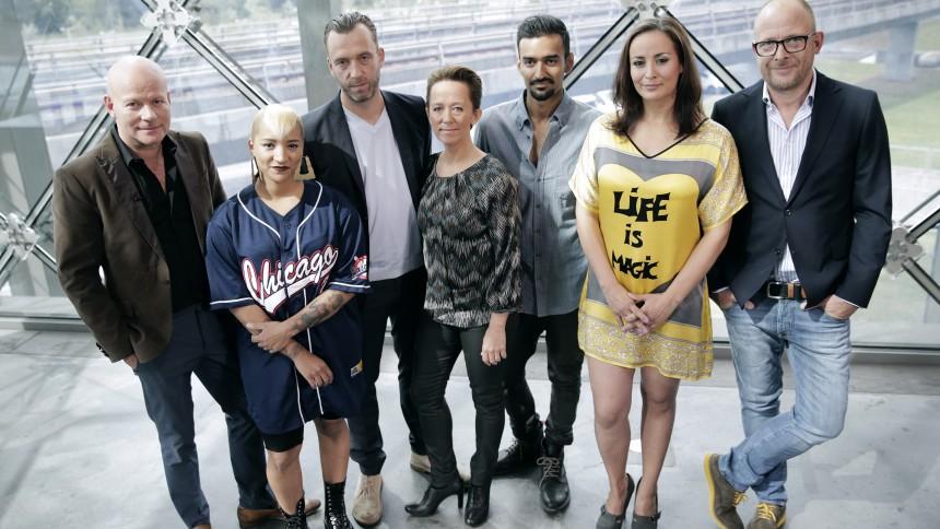GAFFA møder nogle af Blachmans seks mentorer