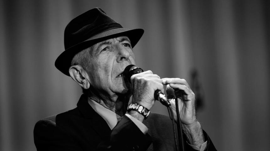 Se ny musikvideo fra Leonard Cohen