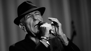 Leonard Cohen - Kongens have - Odense - 17-8-2013