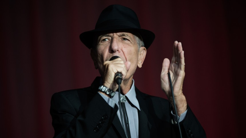 11 essentielle sange med Leonard Cohen