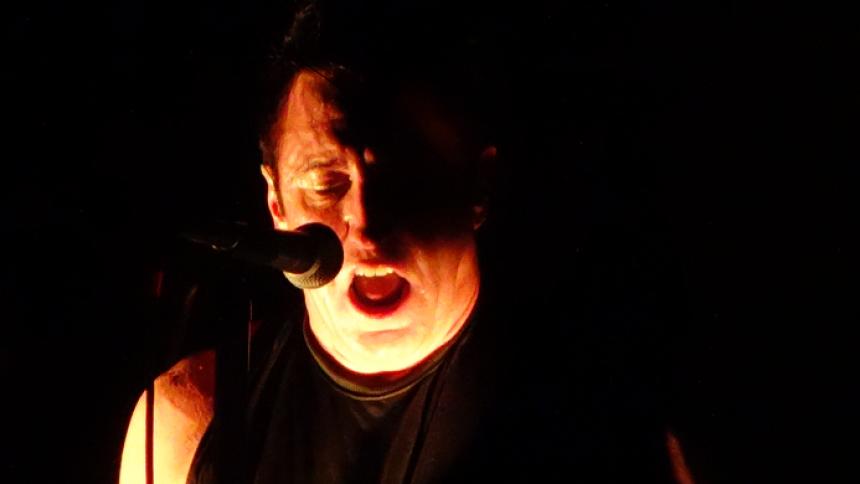 Reportage: Til intimkoncert med Nine Inch Nails