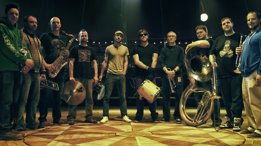 Youngblood Brass Band gæster Danmark