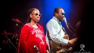 Amadou & Mariam, Images Utopia Stage 300813