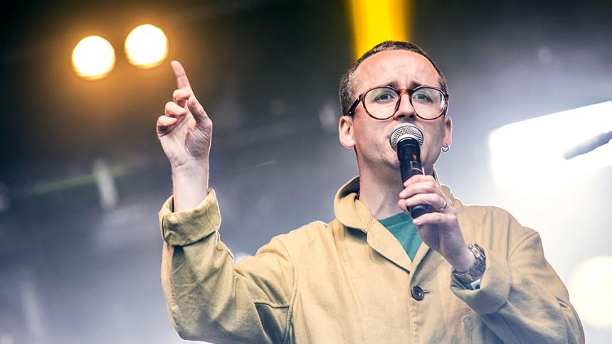 Hot Chip: Roskilde Festival, Arena