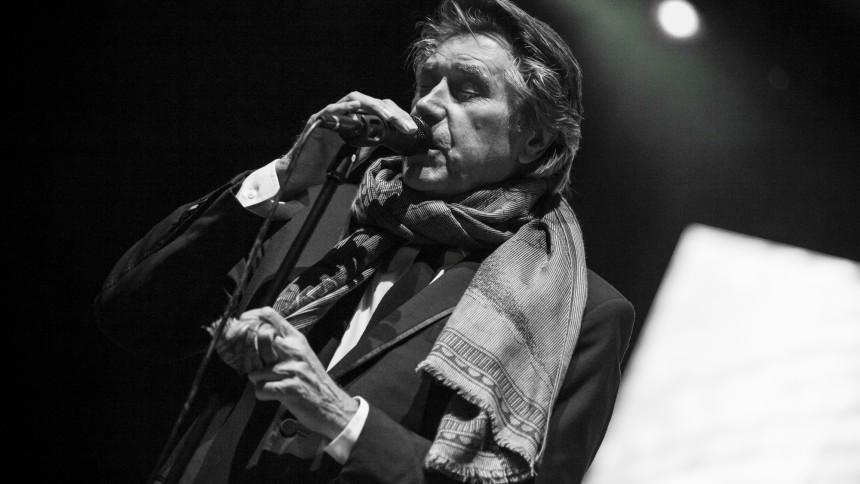 Bryan Ferry til Danmark