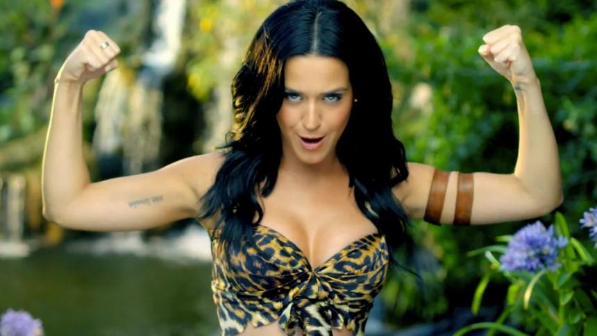 Katy Perry: Jeg behøver ikke være nøgen for at få opmærksomhed