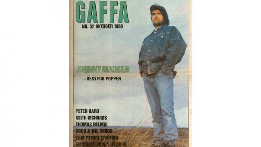 Johnny Madsen 1988: Folk bliver jo skilt alligevel