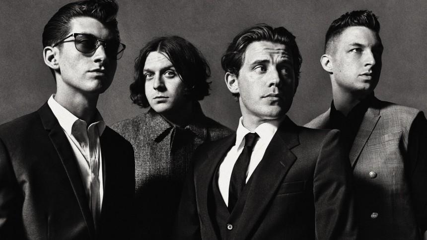 Arctic Monkeys topper hitlisten