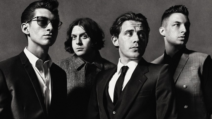 Arctic Monkeys skriver engelsk hitlistehistorie