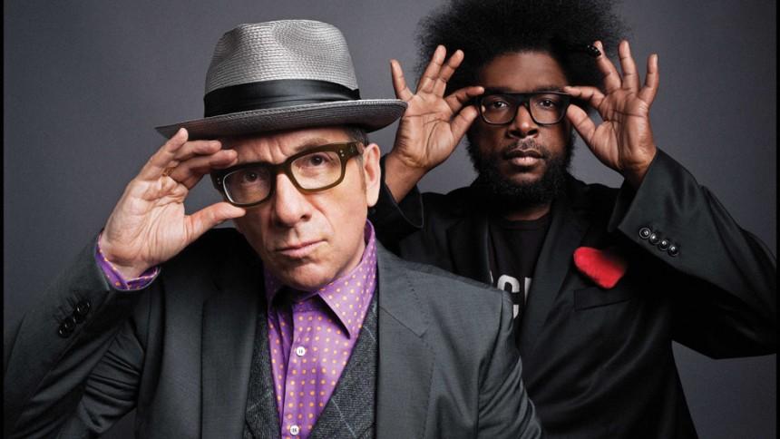 Hør The Roots' nye album med Elvis Costello