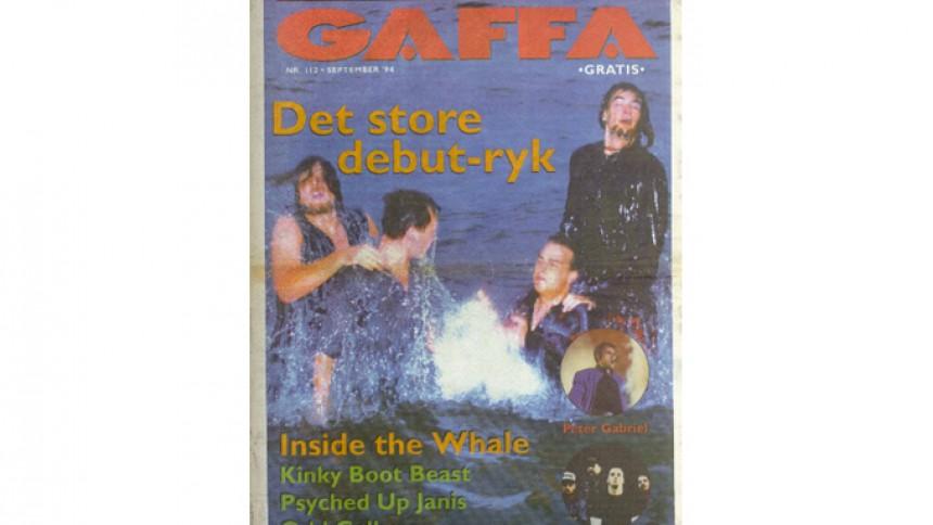 Kinky Boot Beast 1994: Vores kønsorganer er godt nok ikke meget