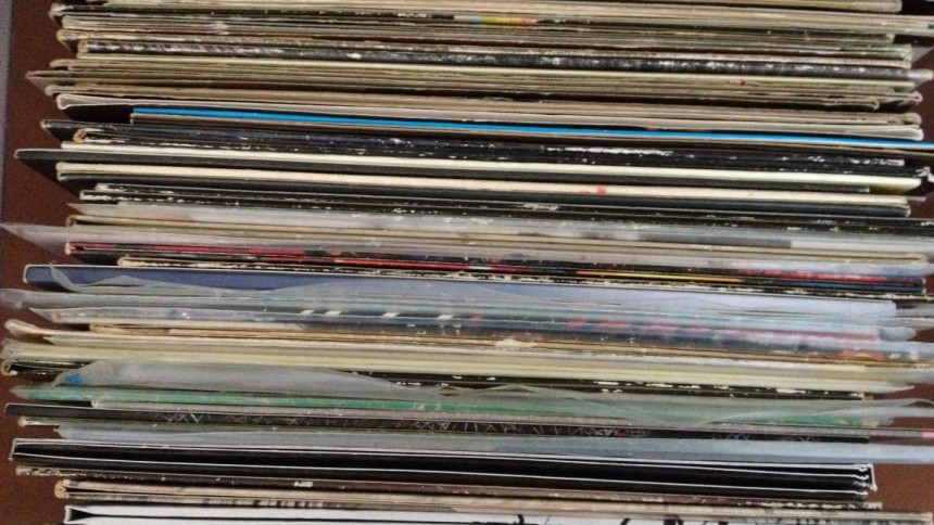 billige vinylplader