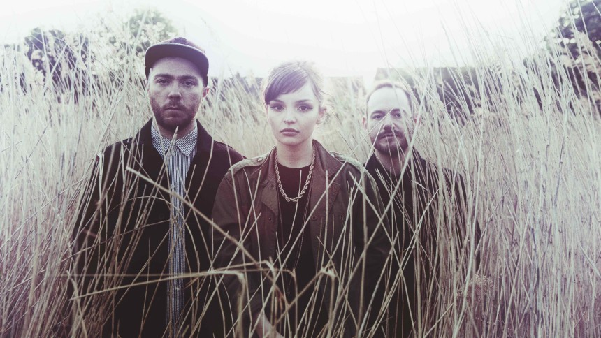 Chvrches – skotsk electro-pop-trio genstand for markant hype