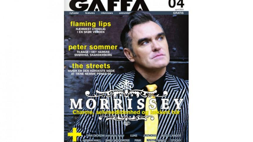 Morrissey 2006: Døden skal nok få fat i Rolling Stones en dag