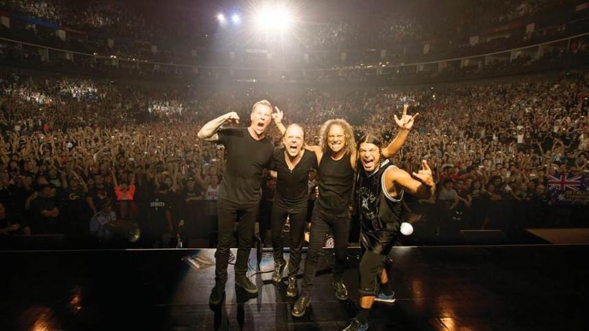 Filmanmeldelse: Metallica – Through The Never