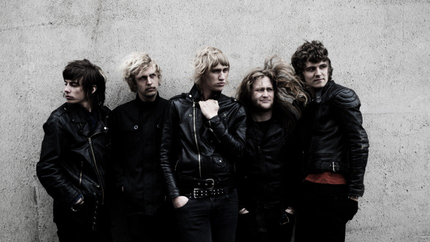 Bands Of Tomorrow holder award-show