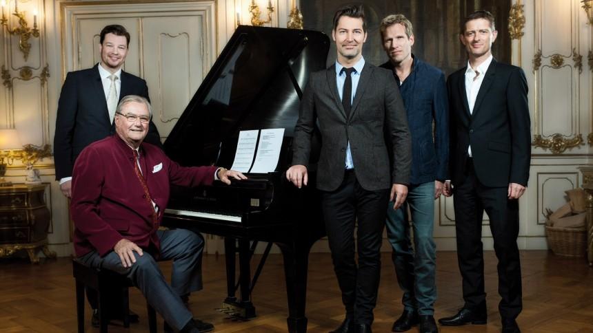 Hør Michael Learns to Rocks sang med prins Henrik på klaver