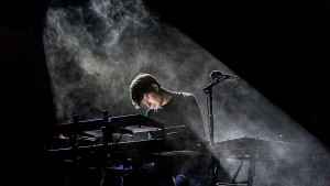 James Blake Falconer Salen 061013