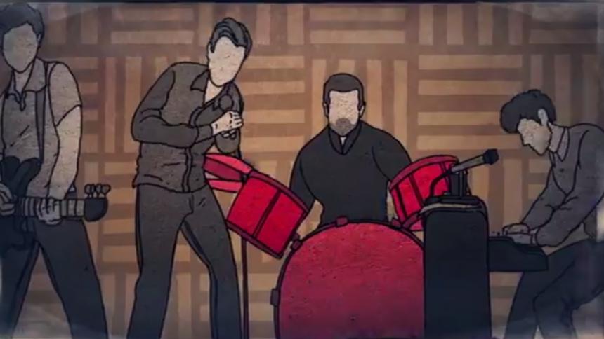 Se ny musikvideo fra Keane