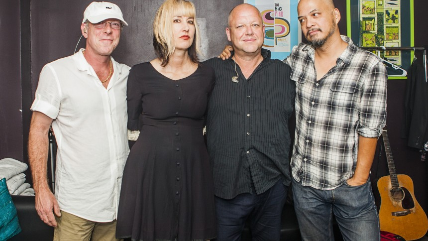 Se ny video fra koncertaktuelle Pixies