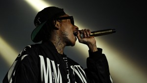 Wiz Khalifa, Falconer Salen, 091013